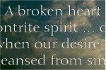 sorrow in true repentance