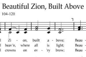 beautiful Zion