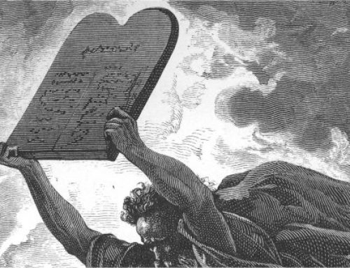 Old Testament 14 – A Peculiar Treasure unto Me