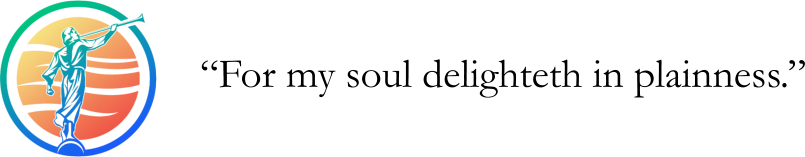 Mormon Basics Logo