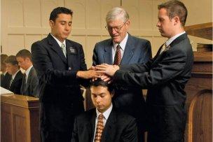priesthood ordinance